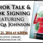 Author Talk and Book Signing with Sadeqa Johnson