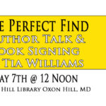 Author Talk and Book Signing with Tia Williams