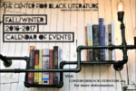 2017 National Black Writers Conference Biennial Symposium