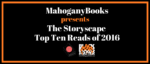 Top Ten Books Read in 2016