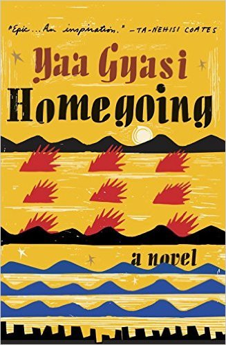 Homegoing book image