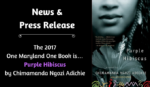 Award-Winning Novel Purple Hibiscus is the 2017 One Maryland One Book
