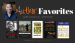 Marcus Johnson 'Author Favorites' and Why Black Books Matter