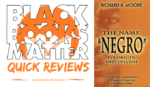 Quick Review: The Name Negro It's origin and Evil Use