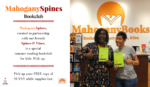 It's a Summer Reading Spectacular featuring MahoganySpines