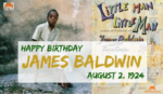 Black History Makers: Happy Birthday James Baldwin