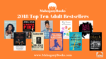 2018's Top Ten Adult Bestsellers at MahoganyBooks