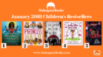 January 2019 MahoganyBooks Children's Bestsellers