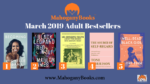 March 2019| MahoganyBooks Adult Bestsellers