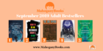 September 2019 | MahoganyBooks Adult Bestsellers