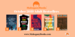 October 2019 | MahoganyBooks Adult Bestsellers