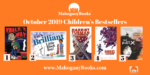 October 2019 | MahoganyBooks Children's Bestsellers